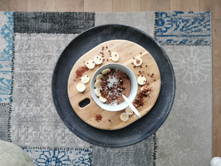 Hot Chocolate Oats