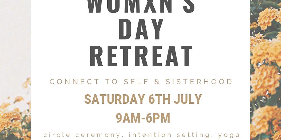 Womxn's Day Retreat London