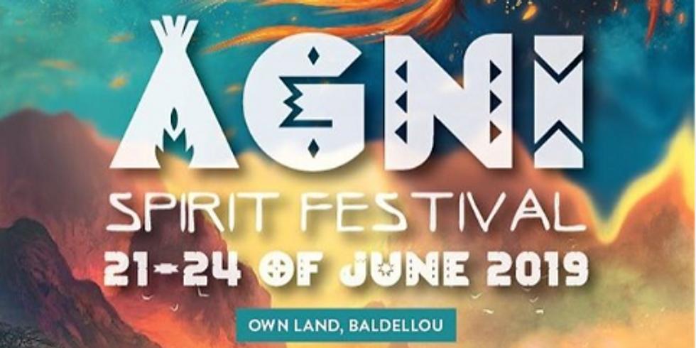 Sister Circle @ Agni Spirit Festival, Barcelona