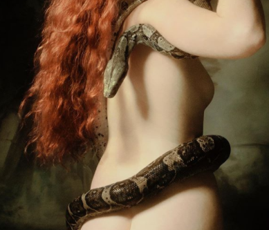 "Lilith: the Ultimate Wild Woman & ""Bad Girl"""