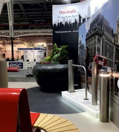 Marshalls - ISE 2019