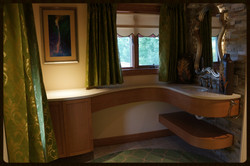 Curved Cabinetry