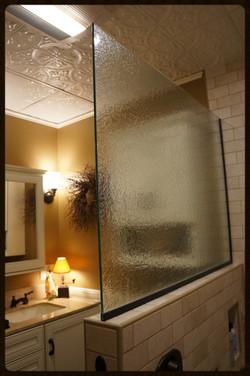 Cardinal Shower Glass