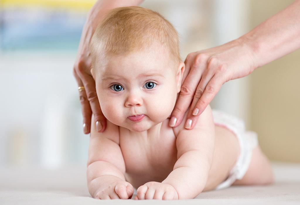 October Baby Massage Workshop