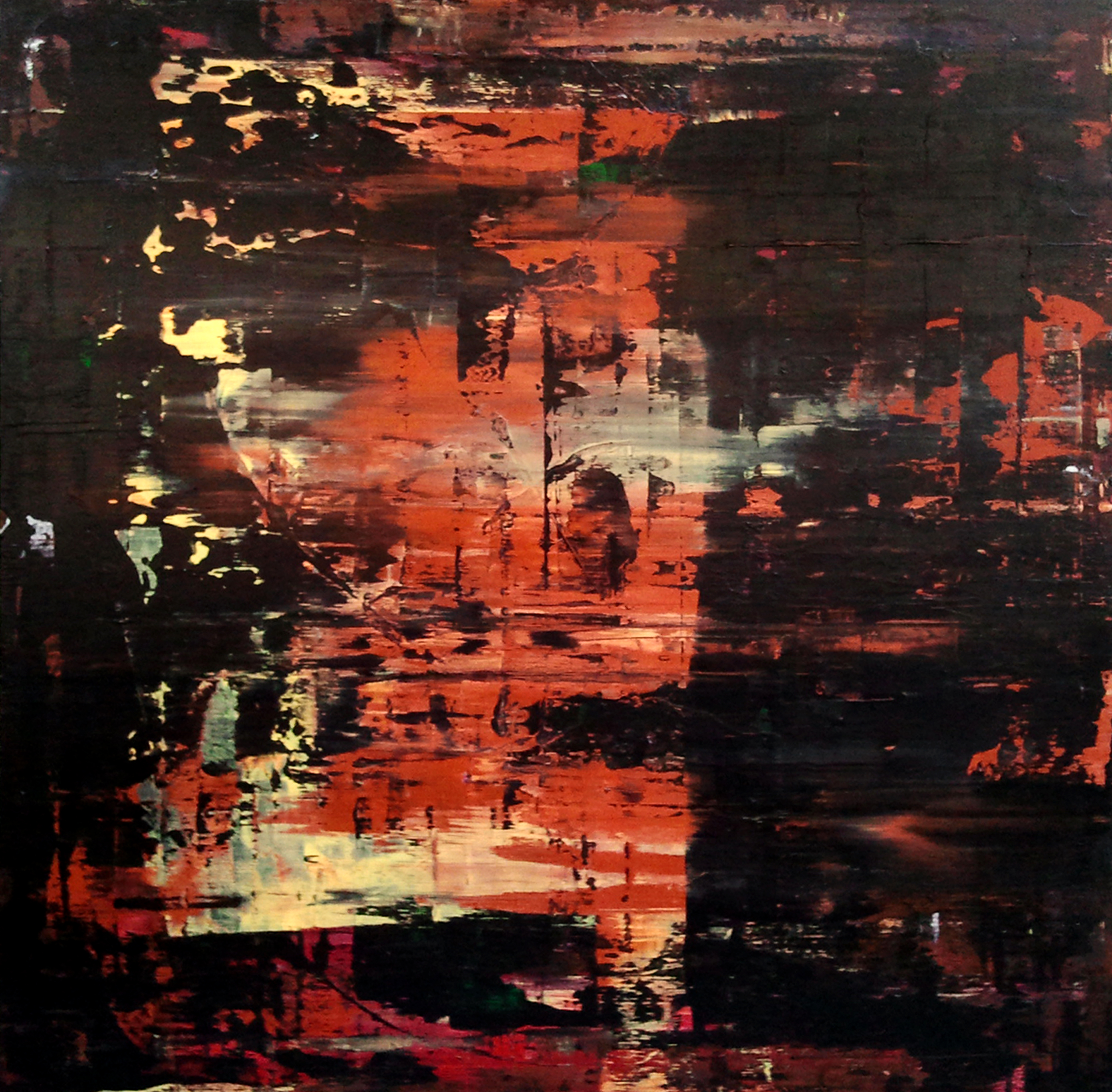Red Sunset (Sold)