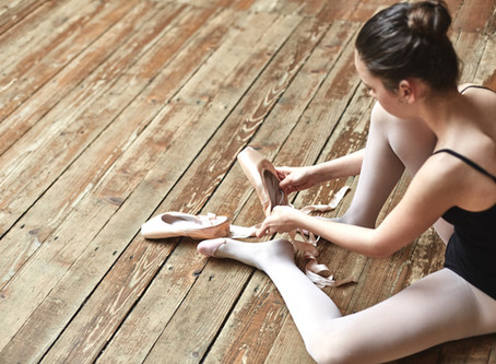 Guide to your first pair of Pointe Shoes