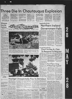 Daily Camera Newspaper - May 28,1974