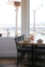 Upstairs Point Loma Dining Room