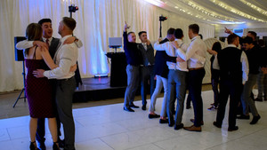 3 Key Moments From Our Wedding DJ at Quendon Hall