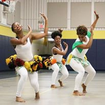 K-12 African Dance Program