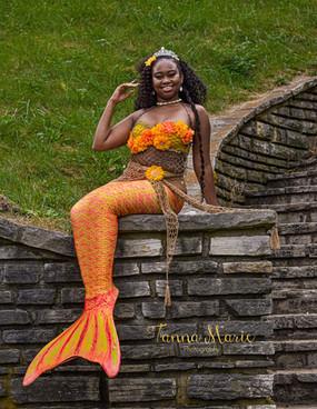 Marigold Mermaid
