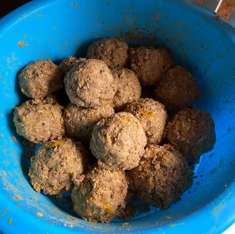 Nutritious Rice Balls