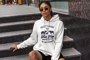 hoodie-mockup-of-a-woman-sitting-on-a-gr