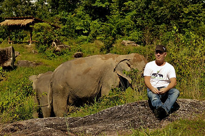 Russell Withers - Marketing Director Tree Tops Elephant Reserve