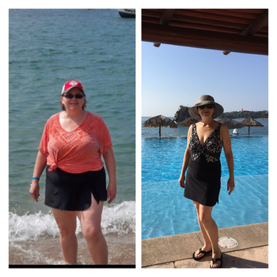 Laurie V Released 80lbs!