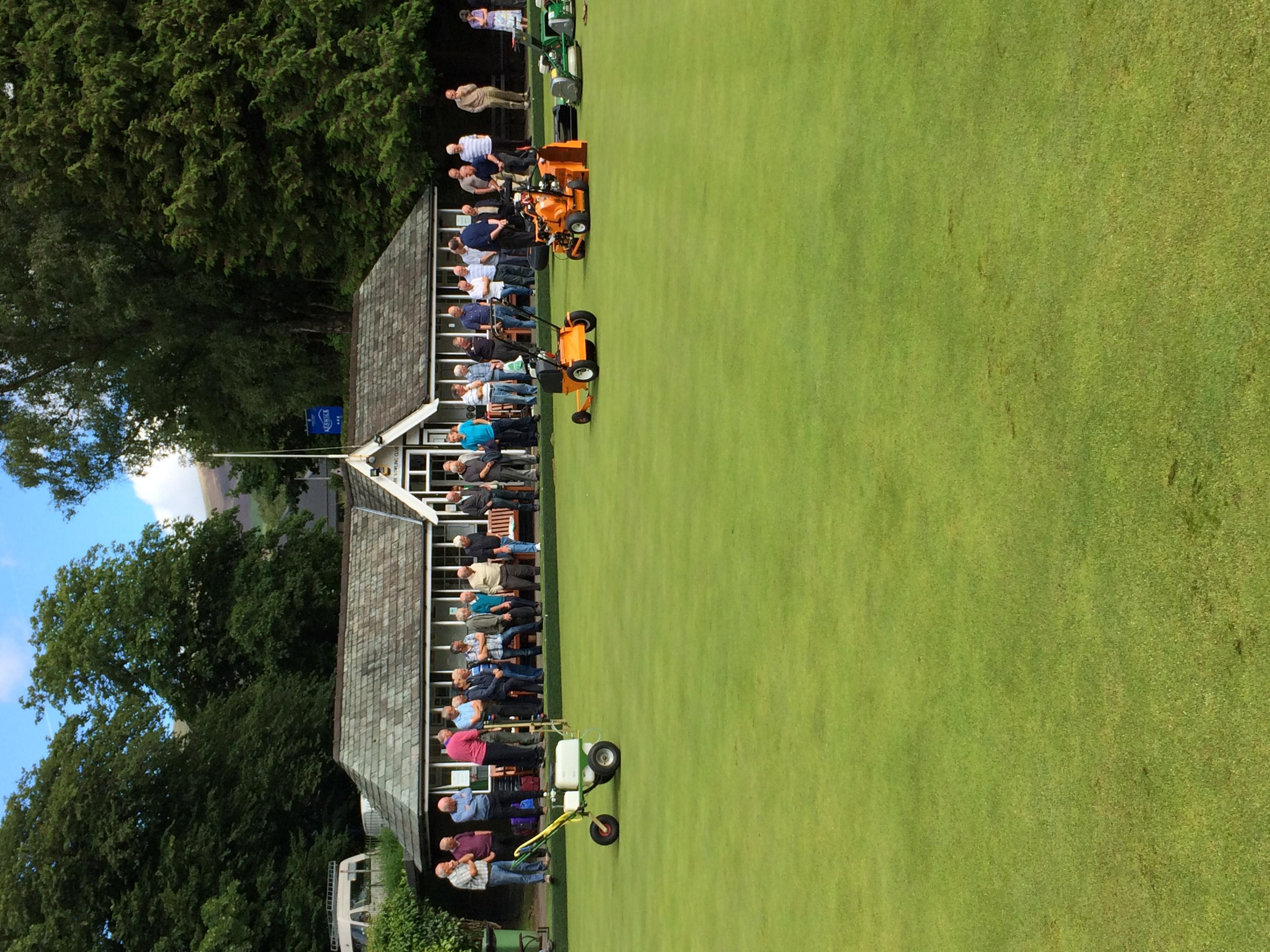 Fitz Park Seminar Day.
