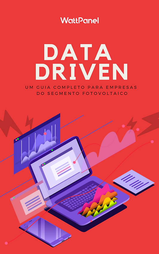 Ebook Data Driven para Energia Solar