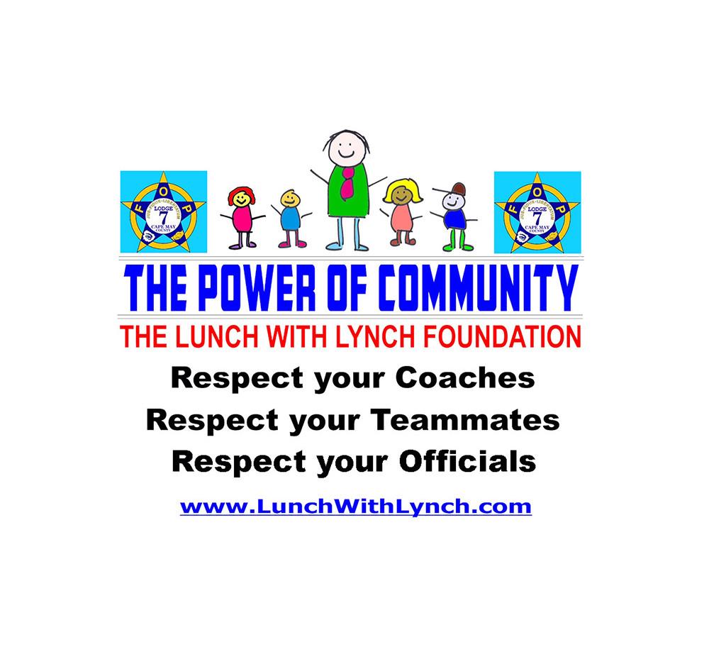 Lunch with Lynch Logo