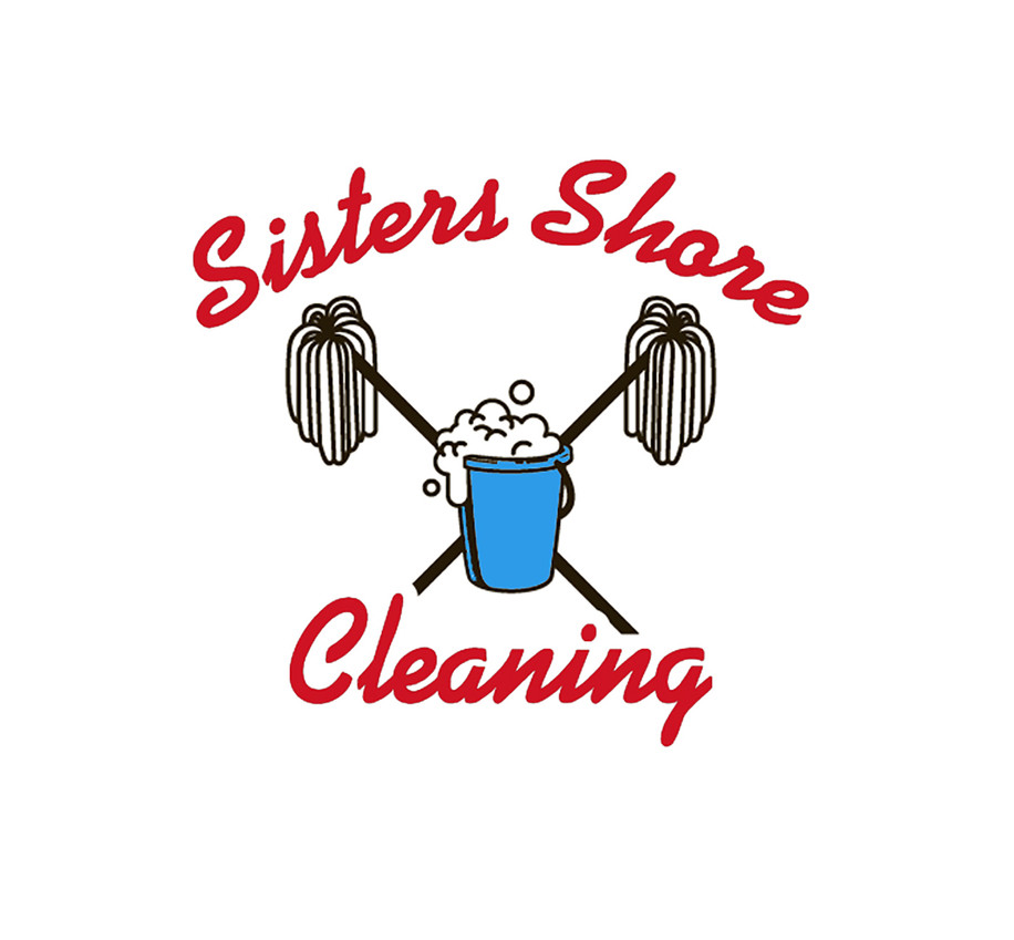 Sisters Shore Cleaning Logo
