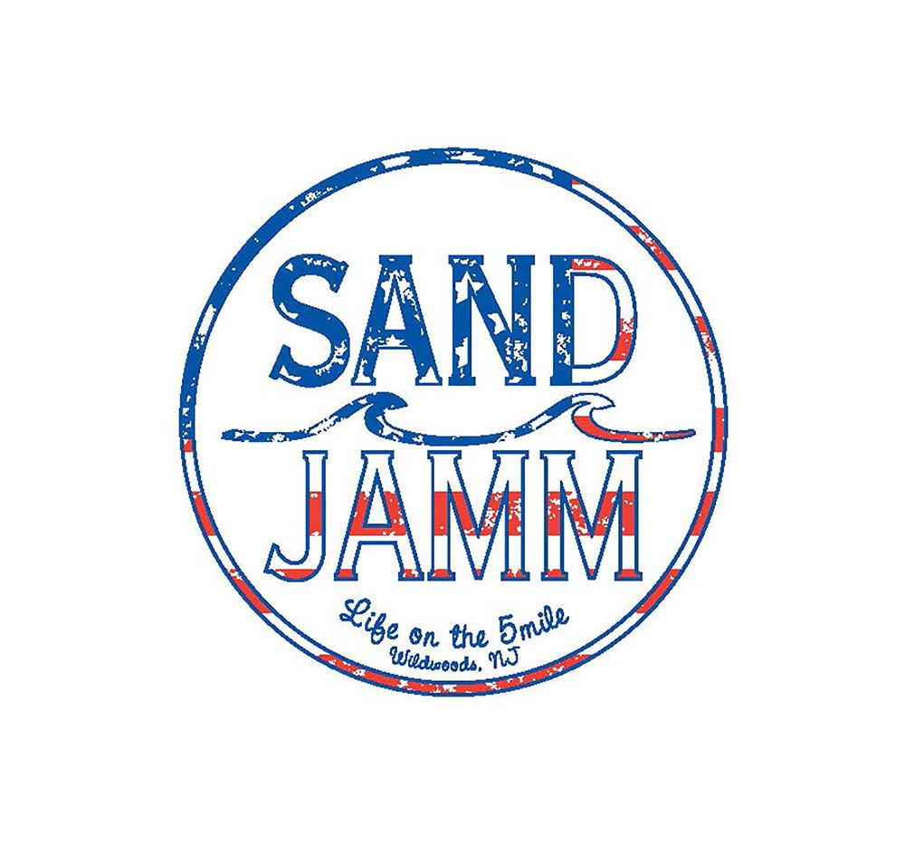 Sand Jamm USA Logo