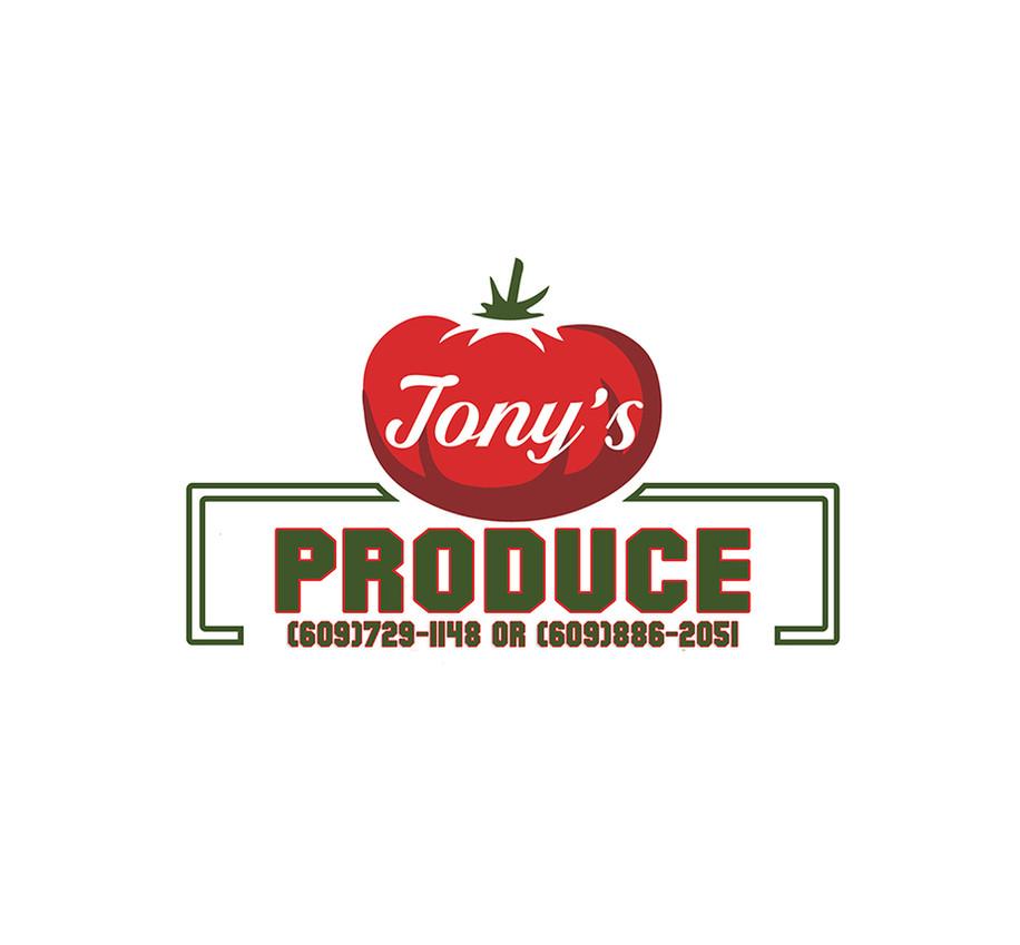 Tonys Produce Logo