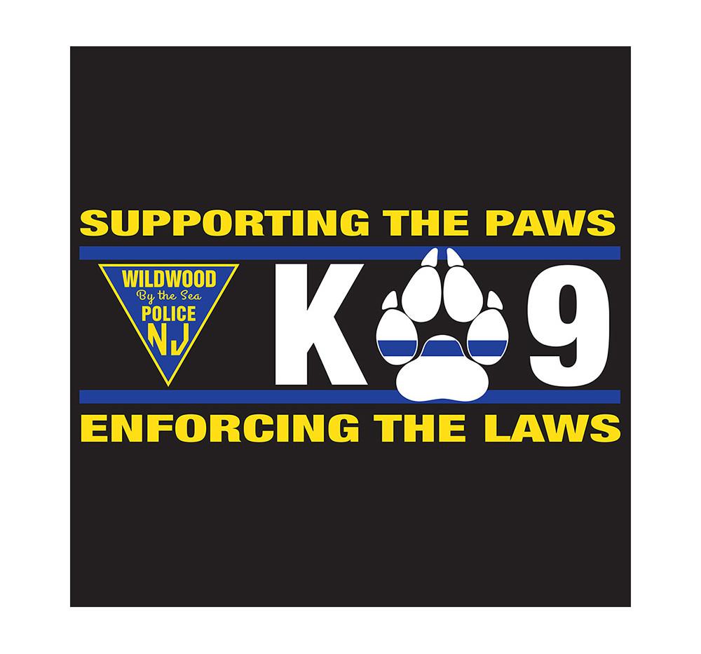 WPD K9 Logo