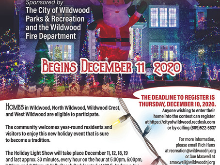 HOLIDAY LIGHT SHOW & HOUSE DECORATING CONTEST