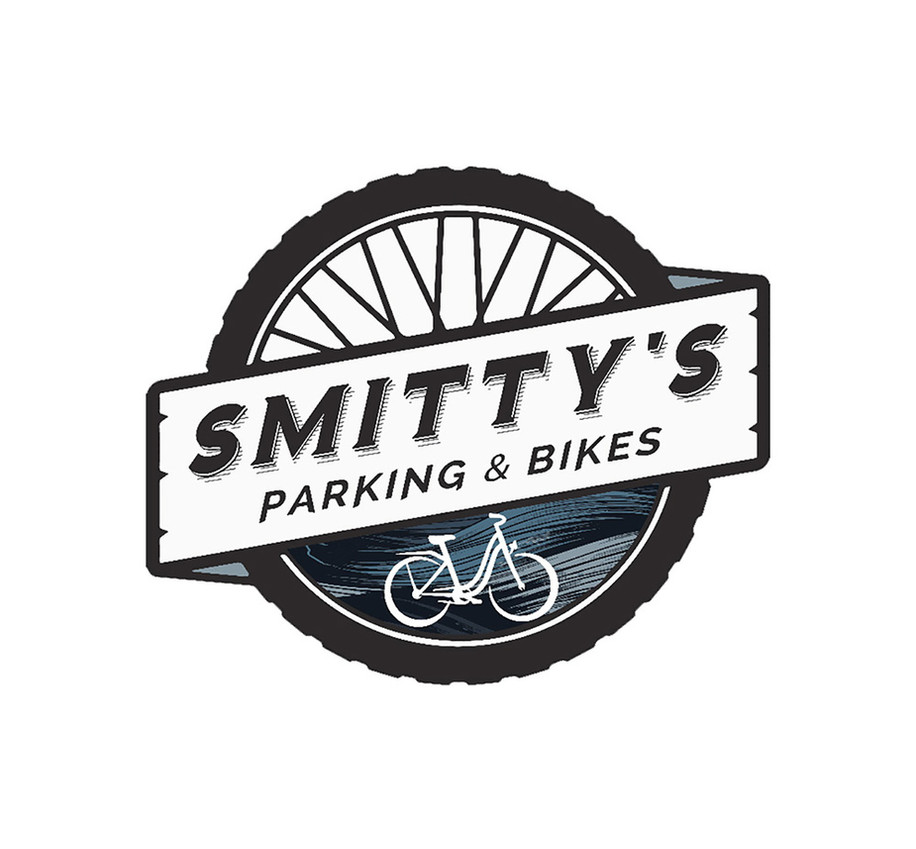 Smittys Parking and Bikes Logo