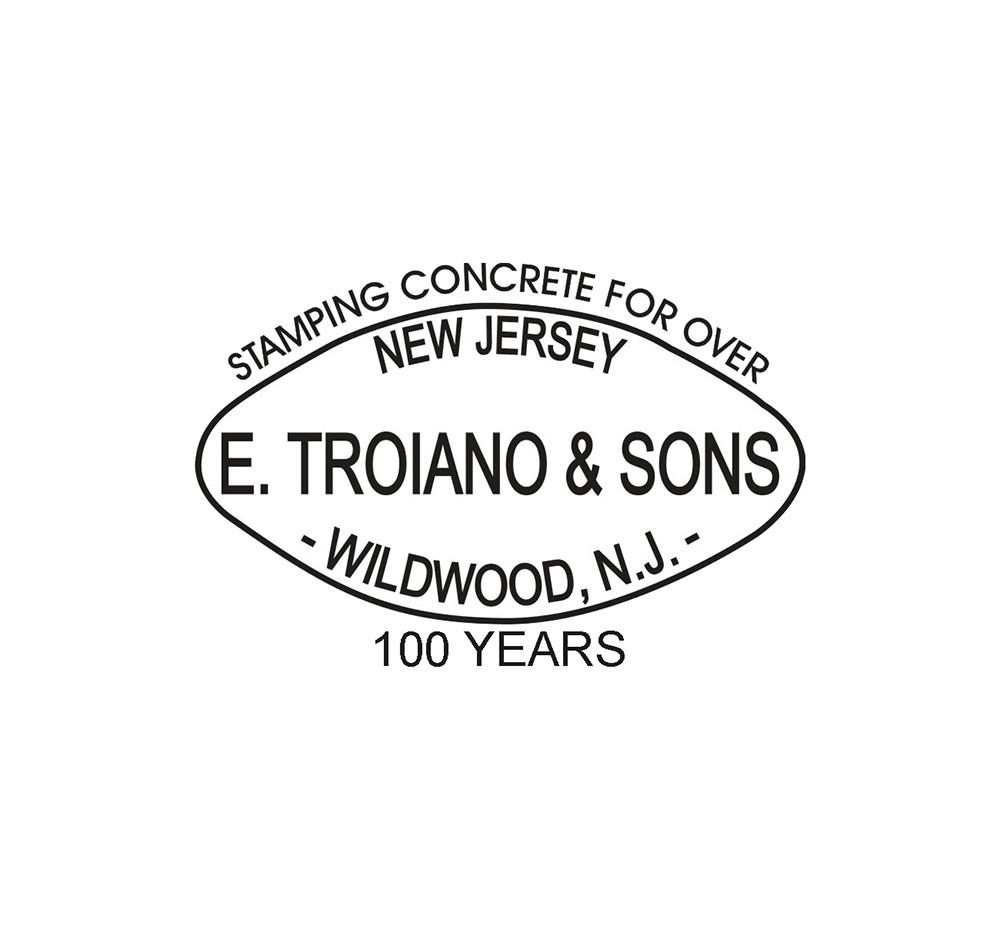 E Troiano & Sons Logo