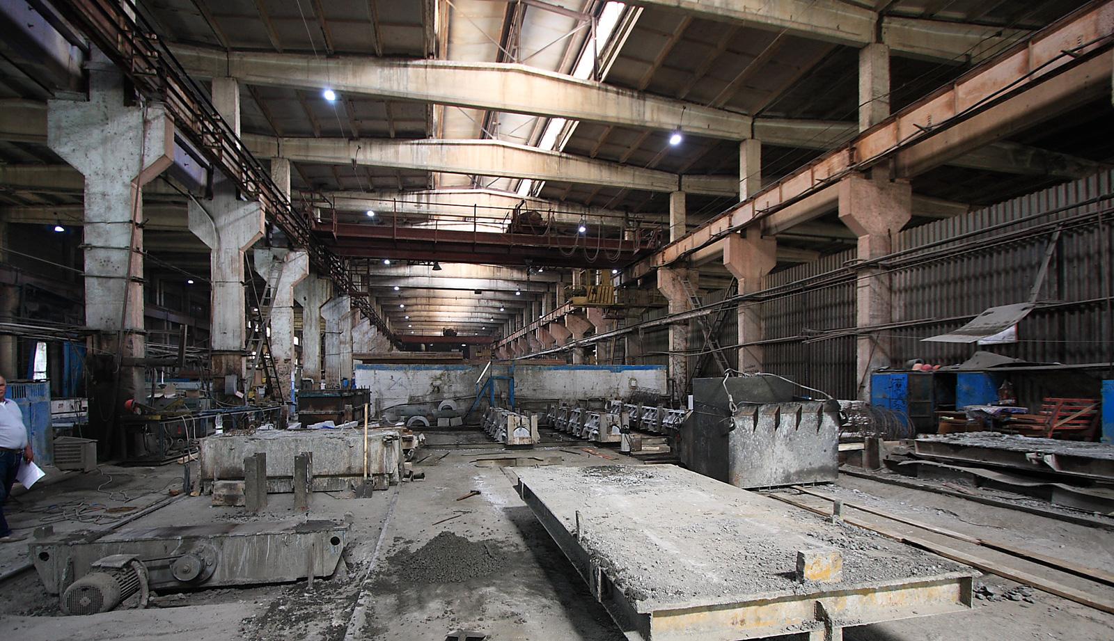 Артемовский железобетонный основные плиты перекрытия