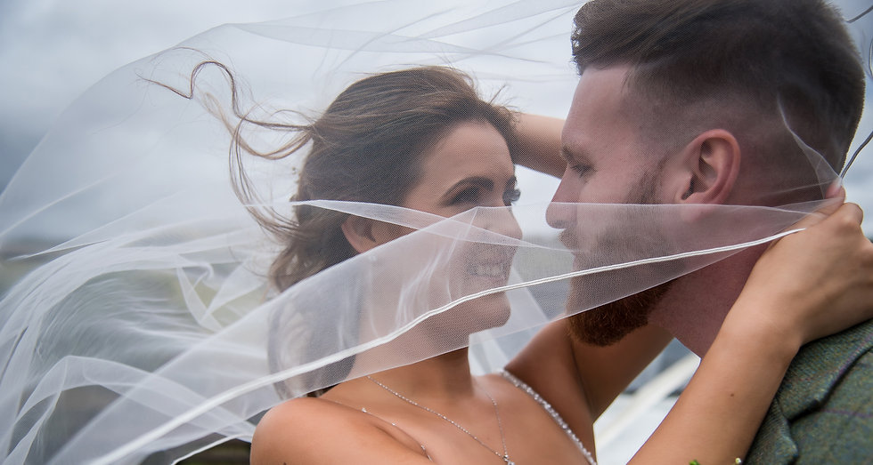 James & Natasha wedding photo