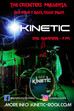 Kinetic debut @ The Cricketers - Southend on Sea