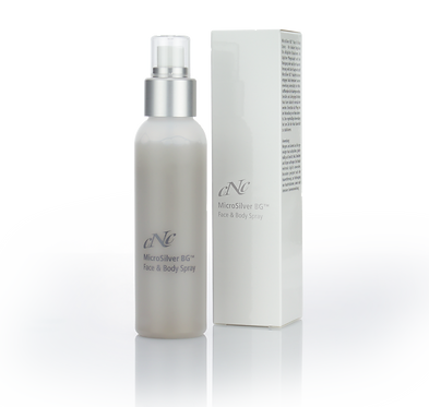 CNC Micro Silver BG™ Face and Body Spray  100ml