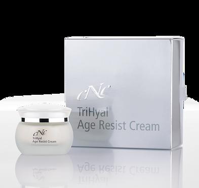 CNC Aesthetic World TriHyal Age Resist Creme 50ml - Reife Haut