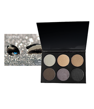 Essential Metal Eyeshadow Palette