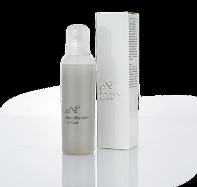 CNC Micro Silver BG™ Face Wash 100ml - Unreine/Mischhaut/Raucherhaut
