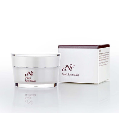 CNC Classic Quick Face Mask 50ml - Reife Haut