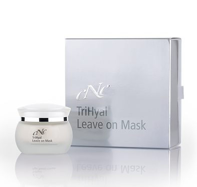CNC Aesthetic World TriHyal Age Resist Leave on Mask 50ml - Reife Haut