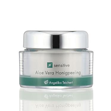 Angelika Teichert Aloe Vera Honig Peeling 50ml - Alle Hauttypen