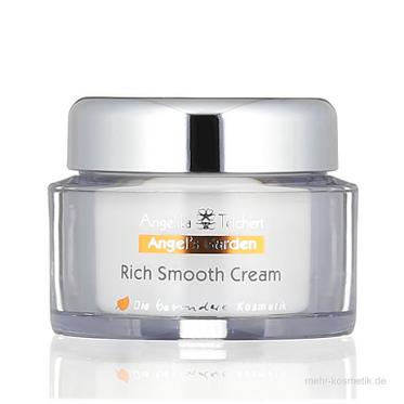 Angel's Garden Rich Smooth Cream 50ml - empfindliche, eher trockene Haut