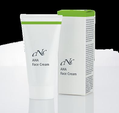 AHA Face Cream 50ml - Raucherhaut, pigmentierte Haut