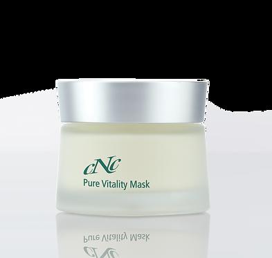 CNC Aesthetic Pharm Pure Vitality Mask 50ml - Reife Haut