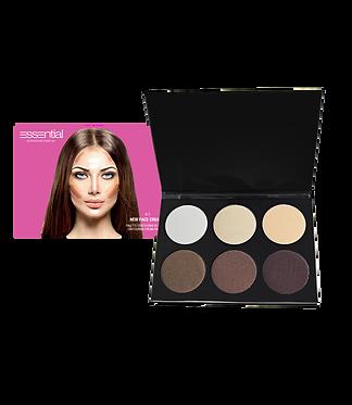 Essential Cream Contouring Palette