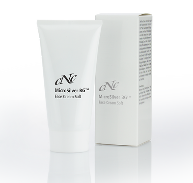 CNC Micro Silver BG™ Face Cream Soft 50ml - Unreine, fettige, Mischhaut, Akne