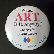 Whose Art Is It Anyway? The art in public places