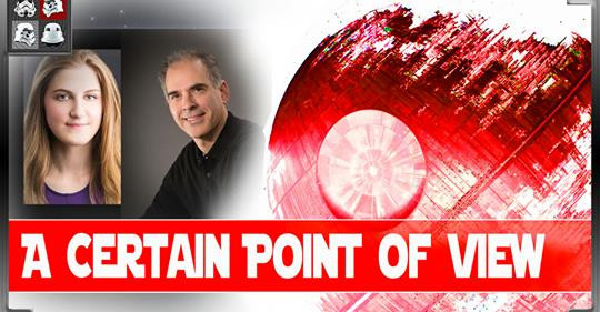 Michael is interviewed about his new book on From A Certain Point of View podcast show