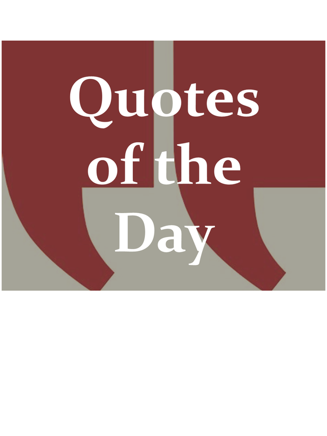 Quotes of the Day for October 28, 2020 – Thoughts on why continuous prayer