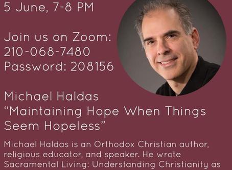 Maintaining Hope When Things Feel Hopeless