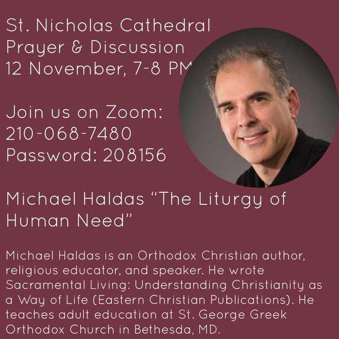 The Liturgy of Human Need