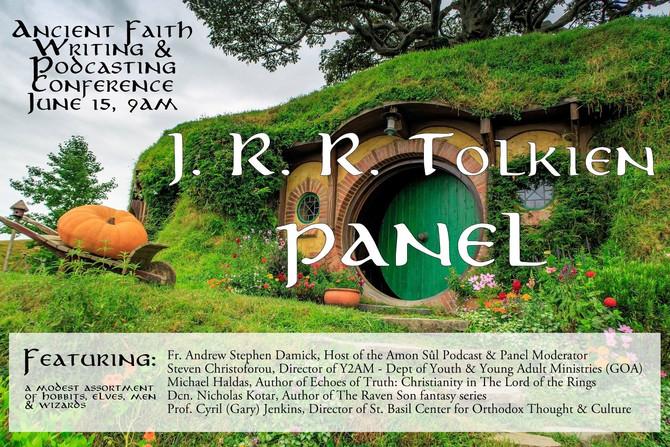 Orthodox Christian J. R. R. Tolkien Panel!